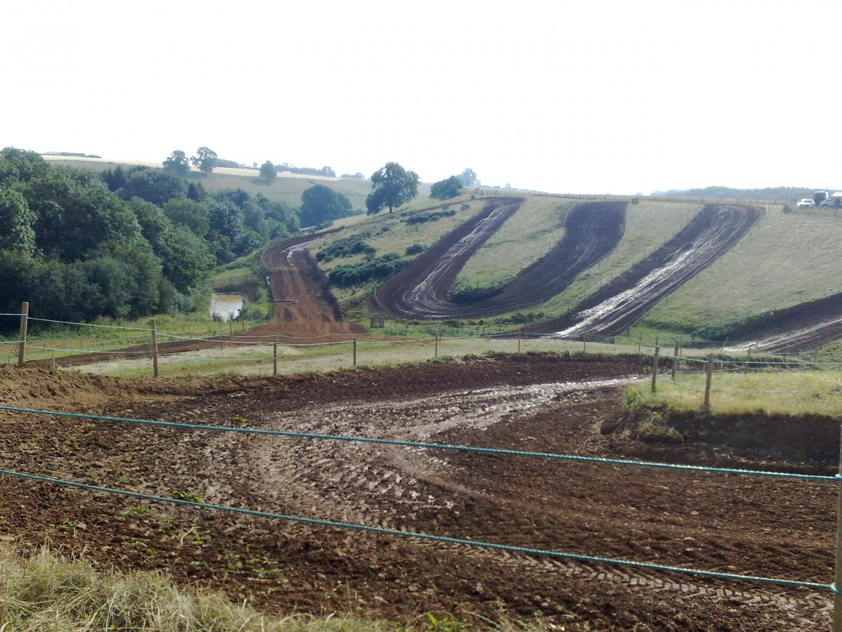 Wroxton Motocross Track, click to close